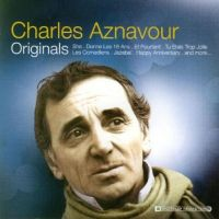 Cover Charles Aznavour - Originals [2008]